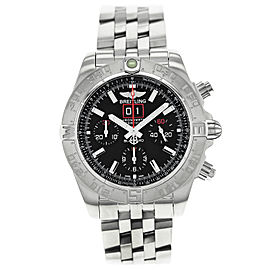 Breitling Windrider A4436010/BB71-371A 44mm Mens Watch