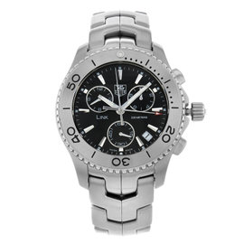 Tag Heuer Link CJ1110.BA0576 42mm Mens Watch