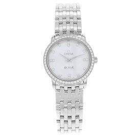 Omega De Ville 413.15.27.60.55.001 27mm Womens Watch