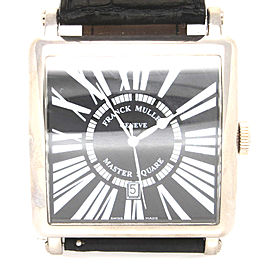 Franck Muller 6000 KSC Master Square 18K White Gold 43mm Watch