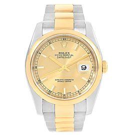 Rolex Datejust 116203 36mm Mens Watch