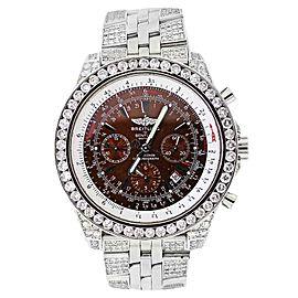 Breitling for Bentley Motors Genuine Diamond Watch