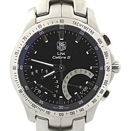 Tag Heuer Calibre CJF7110 41mm Mens Watch