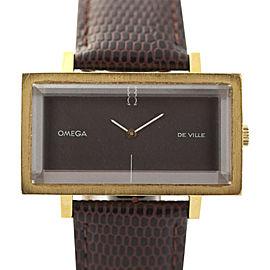 Omega De Ville Vintage 38mm Mens Watch