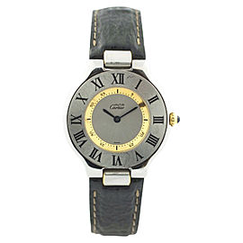 Cartier Must de Cartier 21 1330 30mm Womens Watch