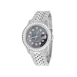 Rolex Datejust 16014 Stainless Steel 36mm Mens Watch