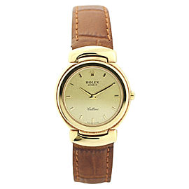Rolex Cellini 6621 26mm Womens Watch