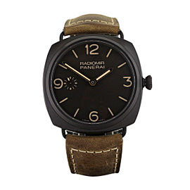 Panerai Radiomir PAM 504 47mm Mens Watch