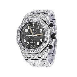 Audemars Piguet Royal Oak Offshore Stainless Steel 42mm Mens Watch