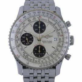 Breitling Navitimer A13330 Stainless Steel 41.5mm Mens Watch