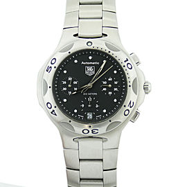 Tag Heuer Kirium Chrono CL2110 Stainless Steel 40mm Mens Watch