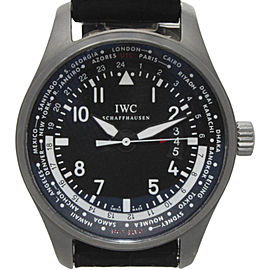 IWC Pilot's Mark XV IW325301 Stainless Steel Automatic 38mm Mens Watch