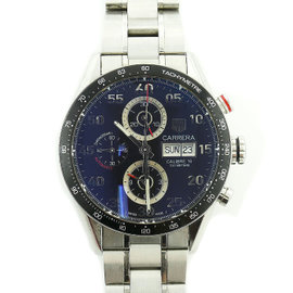 Tag Heuer Calibre 16 Carrera CV2A10 Stainless Steel Automatic 44mm Mens Watch