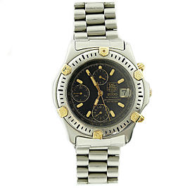 Tag Heuer Professional 165.306 Stainless Steel Quartz 37mm Mens Watch