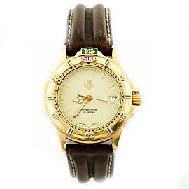 Tag Heuer Prof 2000 Series 994.713K 34mm Unisex Watch