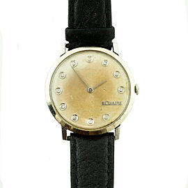 Jaeger-LeCoultre Vintage 34mm Mens Watch