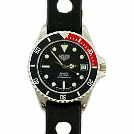 Tag Heuer Prof Diver 962.206F 37mm Mens Watch