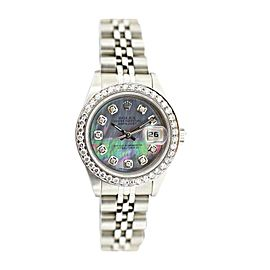 Rolex Date 69190 26mm Womens Watch