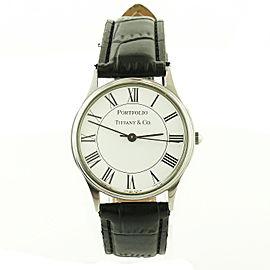 Tiffany & Co. Portfolio 32mm Unisex Watch