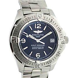 Breitling Colt Ocean A77350 33mm Womens Watch