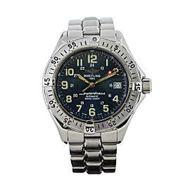 Breitling Aeromarine SuperOcean A17040 41.5mm Mens Watch