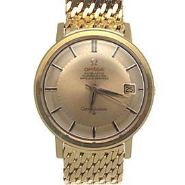 Omega Constellation Vintage 36mm Mens Watch