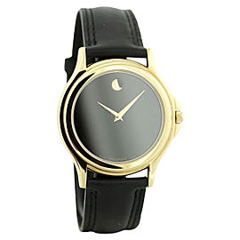 Movado Museum 87 E4 0863 35mm Mens Watch