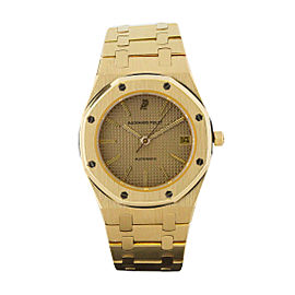 Audemars Piguet Royal Oak 35mm Mens Watch