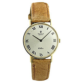 Rolex Cellini 3833 31mm Unisex Watch