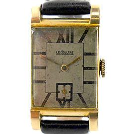 Jaeger-LeCoultre Vintage 20mm Mens Watch