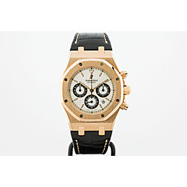 Audemars Piguet Royal Oak 26022OR.OO.D098CR.01 39mm Mens Watch