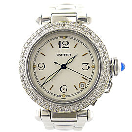 Cartier Pasha 35mm Womens Watch