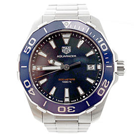 Tag Heuer Aquaracer WAY111C 40mm Mens Watch