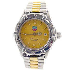 Tag Heuer 2000 WE1420-R 26mm Womens Watch