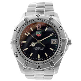 Tag Heuer 2000 Series WK1110-0 37mm Mens Watch