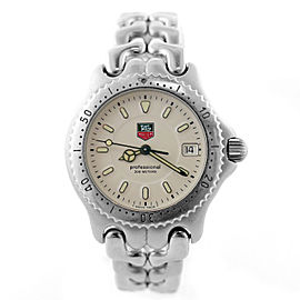 Tag Heuer Link Sel WG1212-K0 34mm Womens Watch
