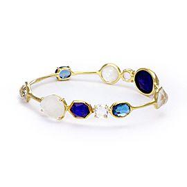Ippolita 18K Yellow Gold Lapis Lazuli Bracelet