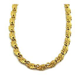 Carrera Y Carrera 18K Yellow Gold Necklace