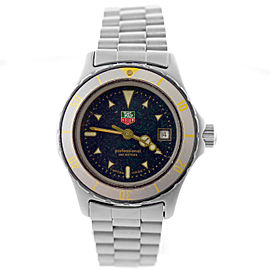 Tag Heuer Professional 972.608F Vintage 26mm Womens Watch