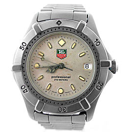 Tag Heuer 2000 Series WE1211-R 33mm Unisex Watch