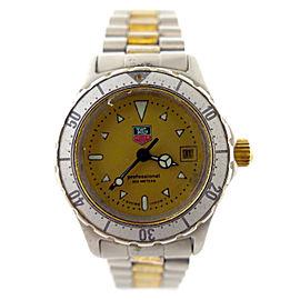 Tag Heuer 2000 Series 974.008 Vintage 26mm Womens Watch