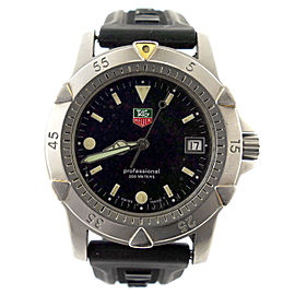 Tag Heuer 2000 Series 929.206D 40mm Mens Watch
