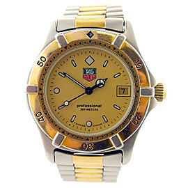 Tag Heuer 2000 Series 964.013R 35mm Mens Watch