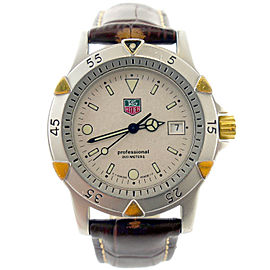 Tag Heuer Professional WD1221-K-20 36mm Unisex Watch
