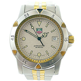 Tag Heuer 2000 Series 955.706G-2 40mm Mens Watch