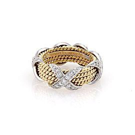Platinum Ring Size 6.25