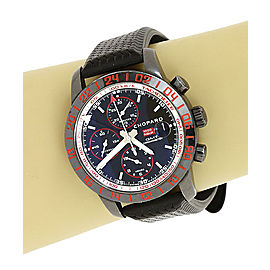Limited Edition Chopard Speed Black 2 Mille Miglia GMT Men's Sports Watch