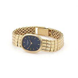 Patek Philippe Elipse18k Yellow Gold Oval Shape Quartz Wrist Watch 4764/15