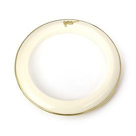 Ippolita Signature 18k Yellow Gold Full Circle Agate Bangle