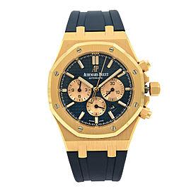 Audemars Piguet Royal Oak Rose Gold Automatic Mens Watch 26331OR.OO.D315CR.01
